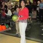 Anabella Bonfa bowling