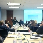 Trade Secret Attorney Anabella Bonfa Presents at OCLLP 1