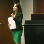 Trade Secret Attorney Anabella Bonfa Presents at OCLLP 2 -