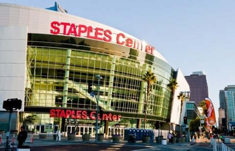 Lawsuit Claims Staples Center Luxury Suit Design Flaw Led to Toddler's Death