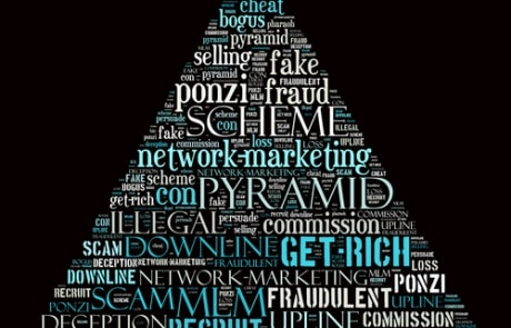 Legitimate MLM Company or an Illegal Pyramid Scheme