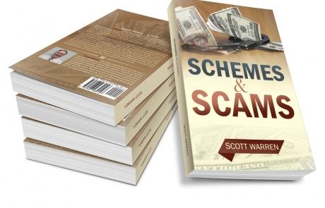 Scott Warren Releases New Book